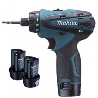 Makita DF030DWE Test