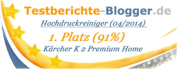k rcher hochdruckreiniger k 2 premium home test das. Black Bedroom Furniture Sets. Home Design Ideas