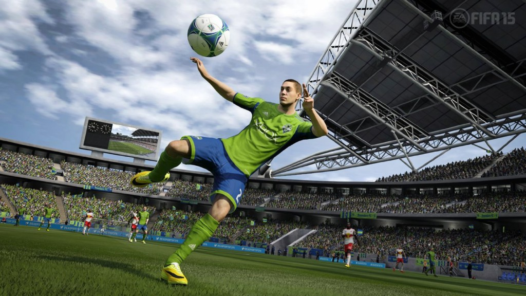 FIFA 15 Hands on Test